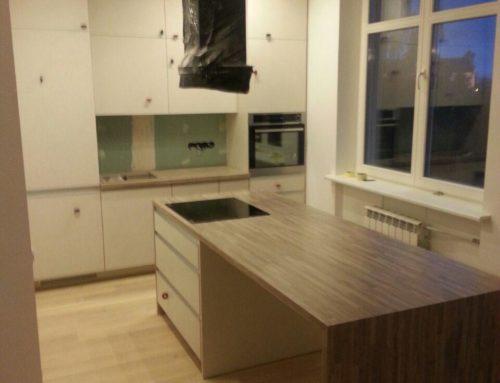 Кухня+Остров